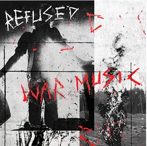 Refused ‎– War Music  (VINYL LP)