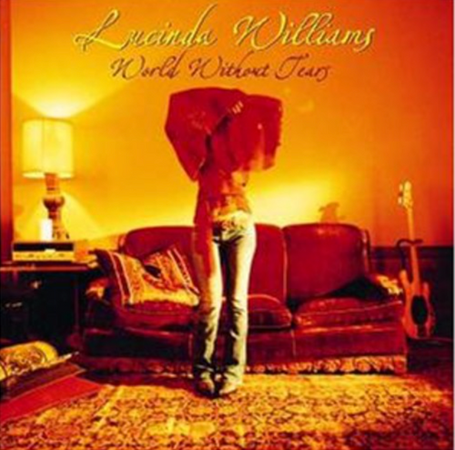 Lucinda Williams – World Without Tears   (2x VINYL LP)