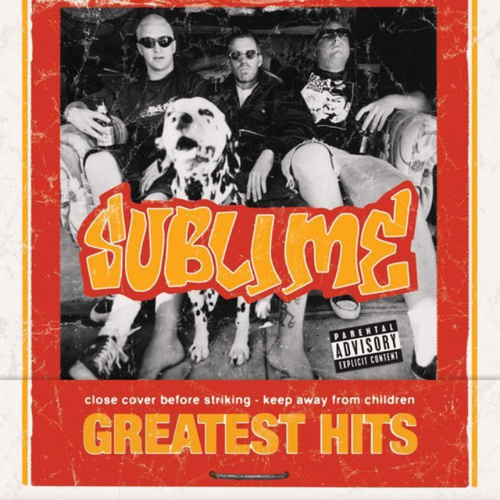 Sublime  – Greatest Hits (Vinyl, LP, Album, Compilation, Limited Edition, Reissue, Remastered)