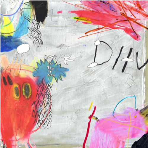 DIIV ‎– Is The Is Are    (2 × Vinyl, LP, Album)