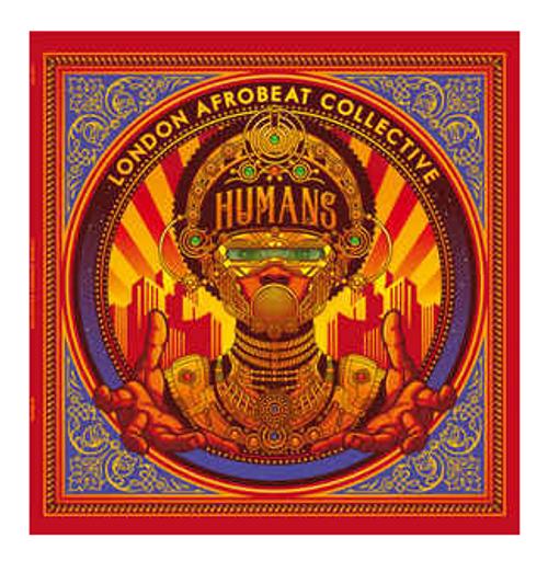 London Afrobeat Collective – Humans    (Vinyl, LP, Album, Stereo)