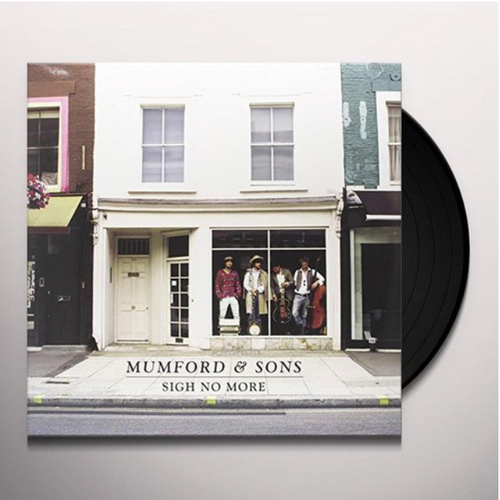 Mumford & Sons – Sigh No More    (Vinyl, LP, Album)