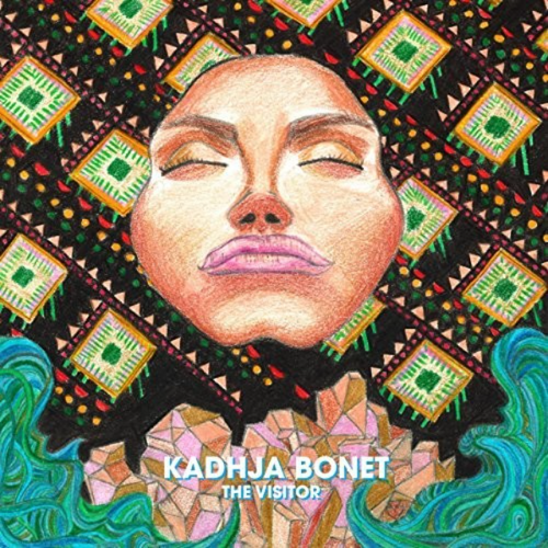 Kadhja Bonet ‎– The Visitor    (Vinyl, LP, Album, Limited Edition, glow in the dark)