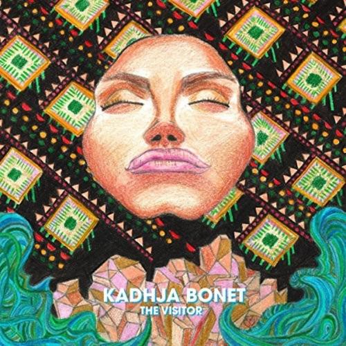 Kadhja Bonet – The Visitor    (Vinyl, LP, Album, Limited Edition, glow in the dark)
