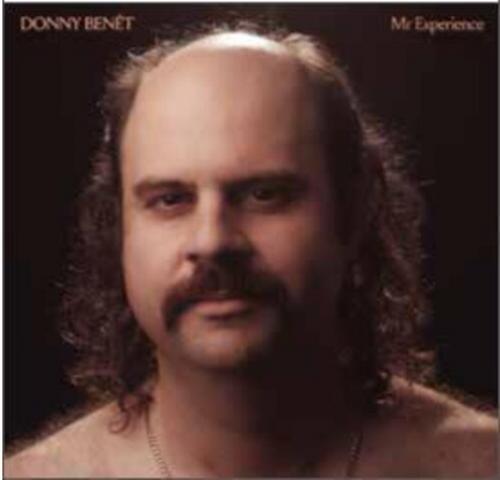 Donny Benet – Mr Experience    (Vinyl, LP, Album)