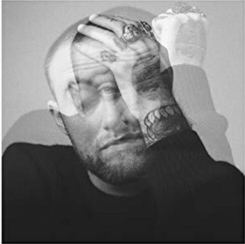 Mac Miller – Circles    (2 × Vinyl, LP, Album, Clear)