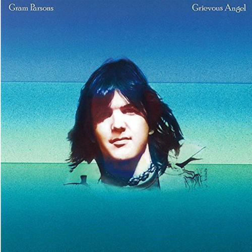 Gram Parsons – Grievous Angel    (Vinyl, LP, Album, Reissue, Remastered, 180g)
