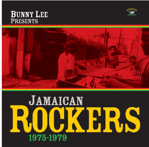 Various ‎– Bunny Lee Presents Jamaican Rockers 1975-1979    (Vinyl, LP, Compilation)