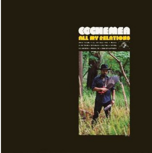 Cochemea ‎– All My Relations    (Vinyl, LP, Album)