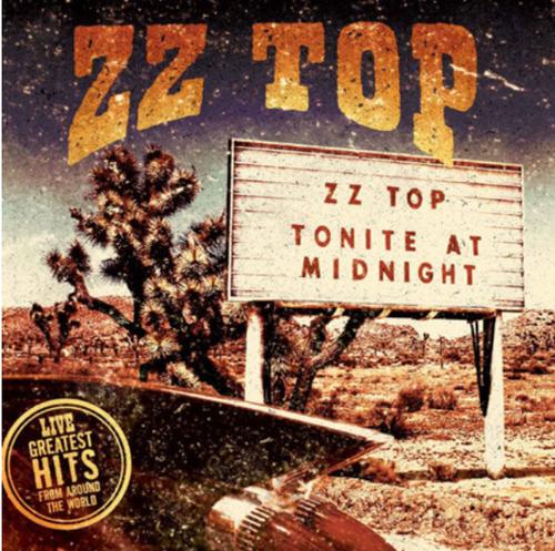 ZZ Top – Live! Greatest Hits From Around The World   (2 × Vinyl, LP, Album )