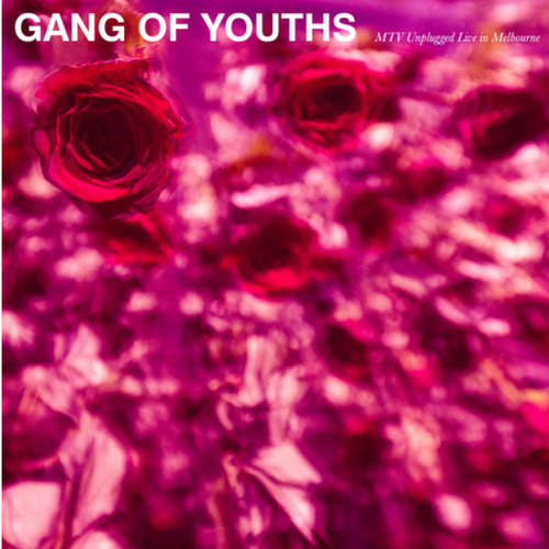 Gang Of Youths ‎– MTV Unplugged Live In Melbourne     (2 × Vinyl, LP, Album, Green Translucent [Sea Glass] , DVD-Video All Media, Limited Edition)