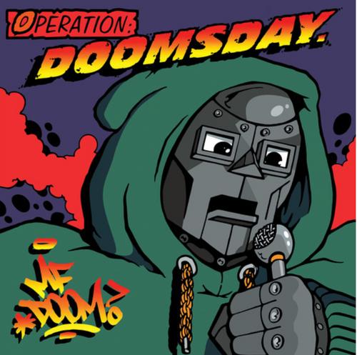 MF Doom – Operation: Doomsday    (2 × Vinyl, LP, Album, Reissue, Original Cover)
