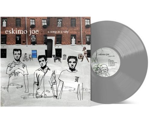 Eskimo Joe – A Song Is A City    (Vinyl, LP, Album, Limited Silver Coloured Anniversary Edition)