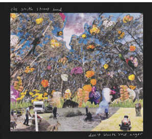 The Smith Street Band – Don't Waste Your Anger    (Vinyl, LP, Album)