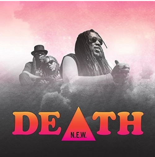 Death  ‎– N.E.W.    (Vinyl, LP, Album)