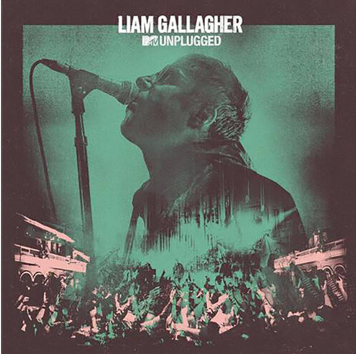 Liam Gallagher ‎– MTV Unplugged   (Vinyl, LP, Album, Stereo)