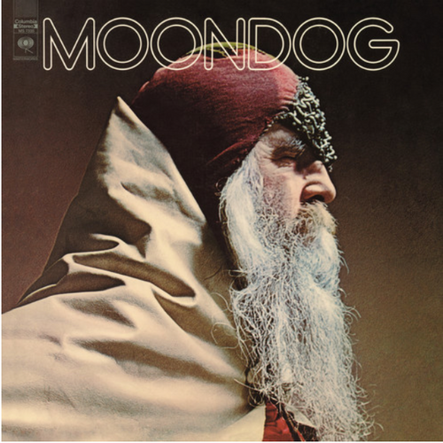Moondog  ‎– Moondog    (Vinyl, LP, Album, Reissue)