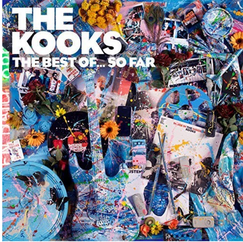 The Kooks – The Best Of... So Far    (2 × Vinyl, LP, Compilation)