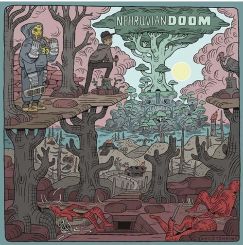 NehruvianDOOM – NehruvianDOOM (Sound Of The Son)     (Vinyl, LP, Album)