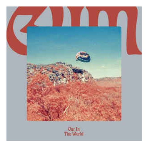 Gum  ‎–  Out In The World    (Vinyl, LP, Limited Edition, Baby Blue)
