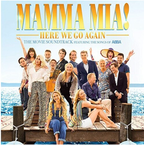 Various – Mamma Mia! Here We Go Again (The Movie Soundtrack Featuring The Songs Of ABBA)    (2 × Vinyl, LP, Album)