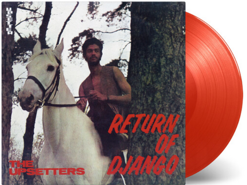 Vinyl, LP, Album, Limited Edition, Numbered, Reissue, Orange)