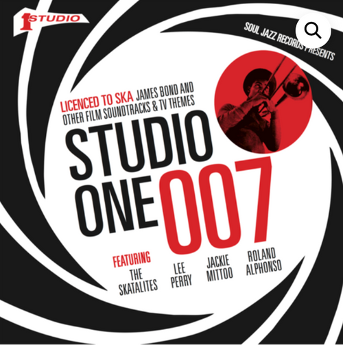 "Studio One 007 – Licensed To Ska! (5×7"" Vinyl Box)"