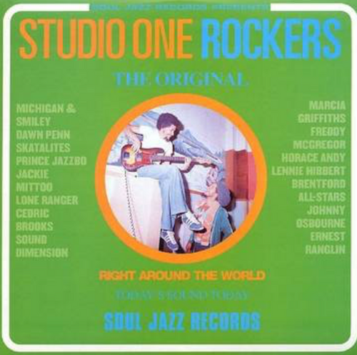 Various - Studio One Rockers - The Original    (2 x Vinyl, Lp, Album, Green) RSD 2020 Available August 29