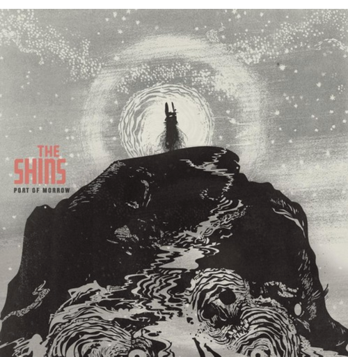 The Shins, ‎– Port Of Morrow,.    (Vinyl, LP, Album)