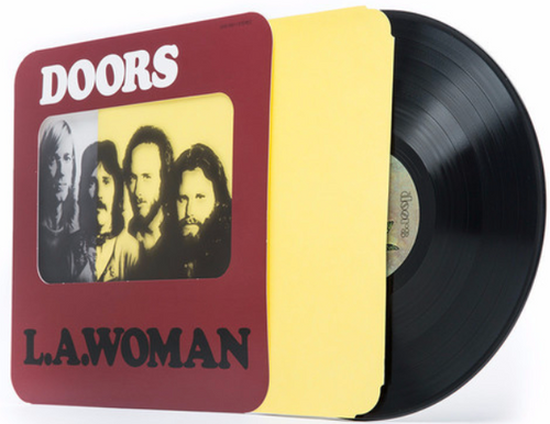 The Doors ,– L.A. Woman,.   (Vinyl, LP, Album, Reissue, 180 Gram, Rhino)
