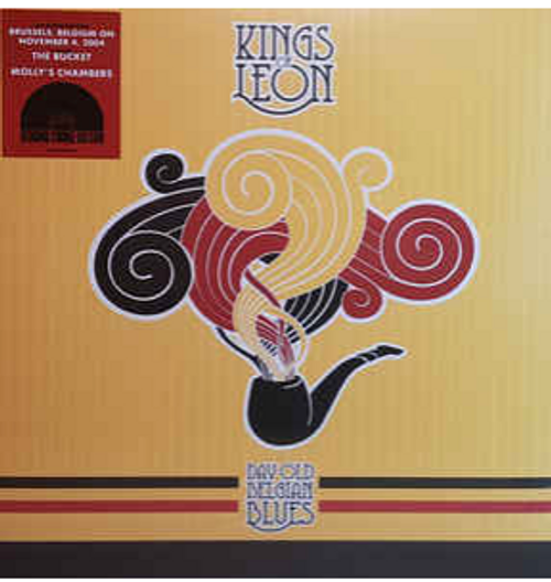 "Kings Of Leon, ‎– Day Old Belgian Blues,.   (Vinyl, 12"", 33 ⅓ RPM, EP, Compilation, Limited Edition)"