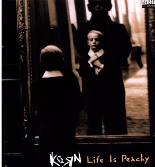 Korn ,– Life Is Peachy,.   (Vinyl, LP, Album, Reissue, Repress, 180 Gram)