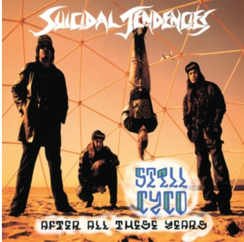 Suicidal Tendencies ,‎– Still Cyco After All These Years.,   (Vinyl, LP, Album, Limited Edition, Numbered, Reissue, Flaming)