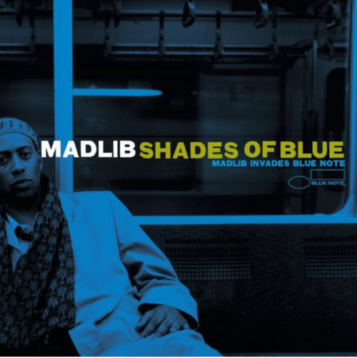 Madlib, ‎– Shades Of Blue,.   (2 × Vinyl, LP, Album, Reissue, Remastered, 180 Gram)