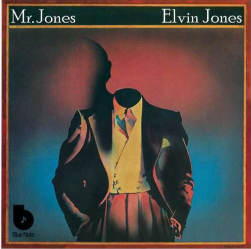 Elvin Jones, ‎– Mr. Jones,.   (Vinyl, LP, Album, Reissue, Remastered, 180g)