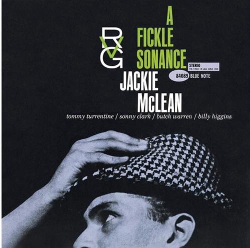 Jackie McLean ,– A Fickle Sonance,.   (Vinyl, LP, Album, Reissue, Stereo, 180g)