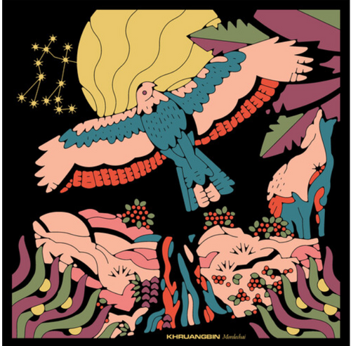 Khruangbin, – Mordechai,.   (Vinyl, LP, Album, Limited Edition, Stereo, Pink Translucent)