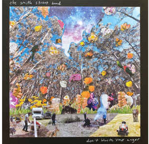 The Smith Street Band, – Don't Waste Your Anger,.   (Vinyl, LP, Album, Violet)