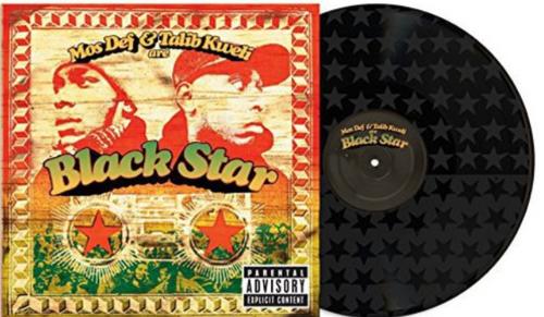 Black, Star ,– Mos ,Def ,&, Talib ,Kweli  Are ,Black, Star   ,  (Vinyl, LP, Album, Limited Edition, Picture Disc, Reissue,, Two Tone Black Star)