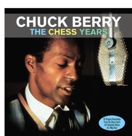 Chuck Berry – The Chess Years.   (2 × Vinyl, LP, Compilation, 180g Vinyl)