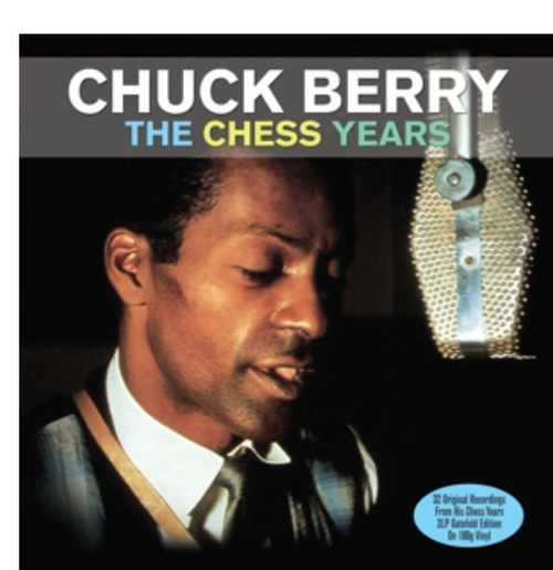 Chuck Berry ‎– The Chess Years.   (2 × Vinyl, LP, Compilation, 180g Vinyl)