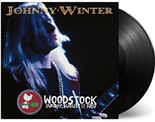 Johnny Winter ‎– The Woodstock Experience.   (2 × Vinyl, LP, Reissue, 180 Gram)