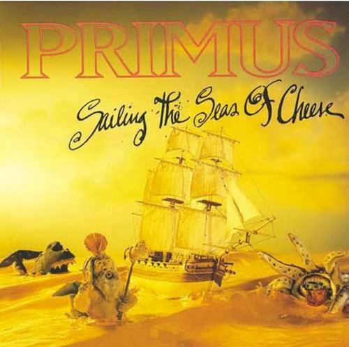 Primus – Sailing The Seas Of Cheese.   (Vinyl, LP, Album, Reissue, Remastered)