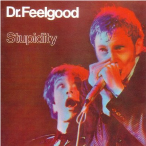 Dr. Feelgood ‎– Stupidity.   (Vinyl, LP, Album, Limited Edition, Reissue, Gold)