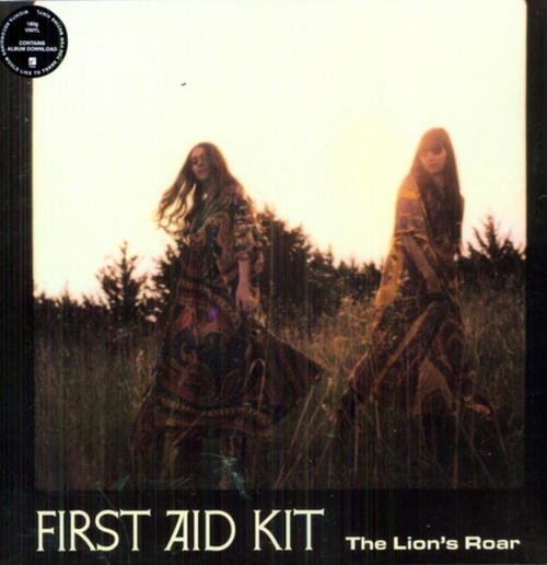 First Aid Kit ‎– The Lion's Roar.   (Vinyl, LP, Album, Gatefold)