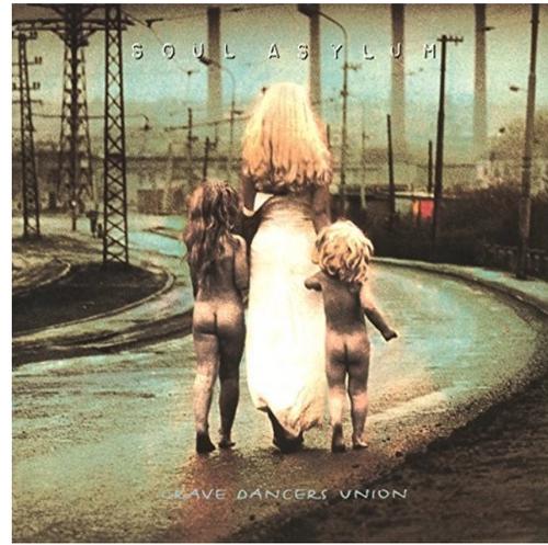 Soul Asylum  – Grave Dancers Union.   (Vinyl, LP, Album, Reissue)