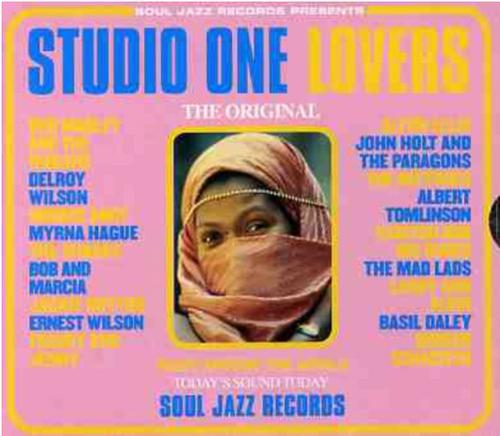 Various – Studio One Lovers.   (2 × Vinyl, LP, Compilation)