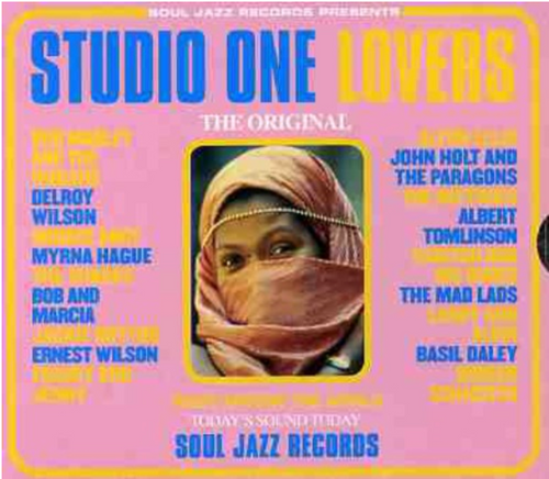 Various ‎– Studio One Lovers.   (2 × Vinyl, LP, Compilation)