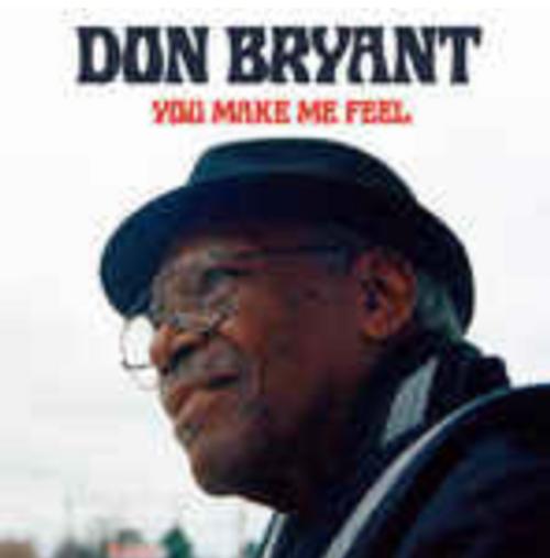 Don Bryant – You Make Me Feel.   (Vinyl, LP, Album)