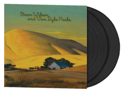 Brian Wilson And Van Dyke Parks – Orange Crate Art.     (2 × Vinyl, LP, Album, Reissue, Remastered, Black Vinyl)